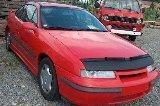 Bonnet Bra Vauxhall Calibra 91-96 Black