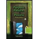 img - for Purpose, Pattern, and Process 9th (ninth) by POLNAC LENNIS (2012) Paperback book / textbook / text book