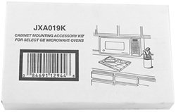 Ge Jxa019K Undercabinet Microwave Mounting Kit With Mini Tool Box (Cog)