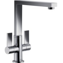 Franke Bern Tap Chrome Finish