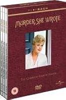Murder She Wrote - Series 4