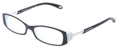 Tiffany Tf2047b Eyeglasses. Color Black/blue.