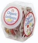1 Personal Bin 30 Organic Lollipops
