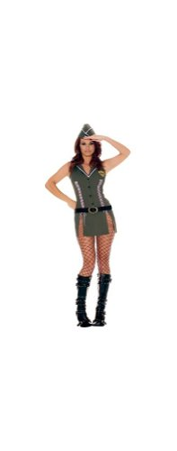 Army Brat Costume - Adult Costume