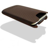 Incipio ORION Sleeve Case for iPhone 3G, 3GS (Chocolate Brown)