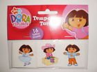 TEMPORARY TATTOOS DORA THE EXPLORER NICK JR.