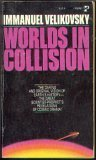 "Cover of ""Worlds in Collision"""