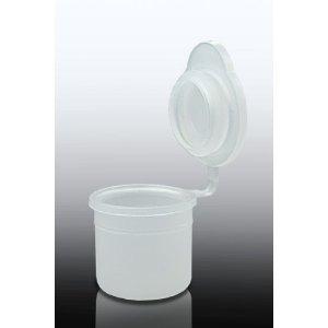 10-x-35ml-plastic-paint-pot-et-de-mixage