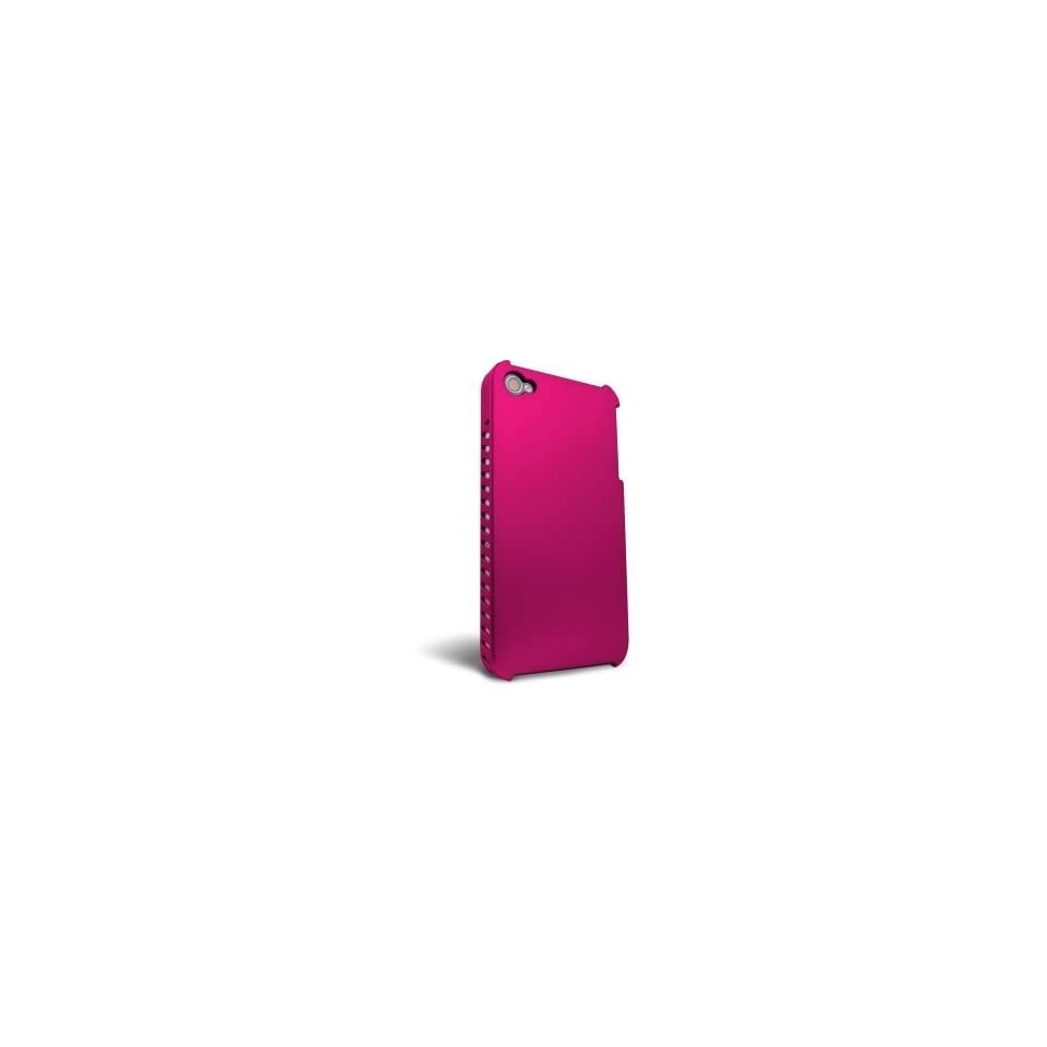 New ifrogz Pink Luxe Lean Case for Apple iPhone 4