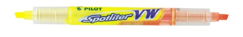 pilot-confezione-da-12-evidenziatori-spotliter-vw-a-doppia-punta-colori-fluorescenti-giallo-arancion