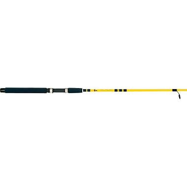 Eagle Claw Water Eagle Medium Heavy Spinning Rod 2 Piece Yellow 9-feet from Eagle Claw