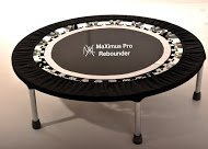 MaXimus Pro Gym Rebounder Package Inc…