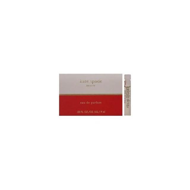 Kate Spade Perfume for Women 0.03 Oz Eau De Parfum Sampler Mini Vial