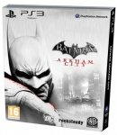 Batman Arkham City Steelbook Edition Game PS3
