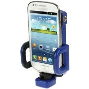 3G/GSM/CDMA Antenna Coupler Universal Mobile Phone Holder(Blue)