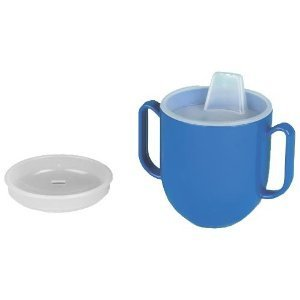 Cup No-Tip Weighted Base 6-1/2 oz. by Aids to Daily Living