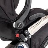 Baby Jogger Car Seat Adapter , Black