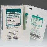J & J Fibracol Plus Collagen-Alginate Dressings, 4