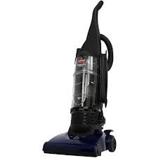 Bissell PowerForce Helix Bagless Upright Vacuum, Gray/Blue, 12B1