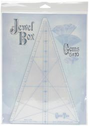 For Sale! Phillips Fiber Art Jewel Box Gems Five & Tem Set Of 2