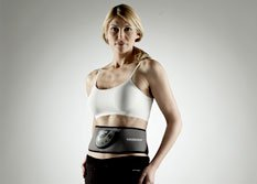 Slendertone Flex Pro Abdominal Muscle Toner for Women with Extra Set of Gel Pads