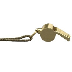 Rothco Gi Type Police Whistle, Brass (Whistle Brass compare prices)