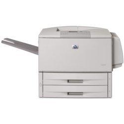 HP 9040DN Mono LaserJet Printer (Base Model + Network + Duplexer)