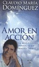 img - for AMOR EN ACCION (Spanish Edition) book / textbook / text book