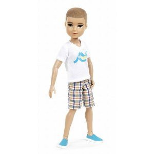 Moxie Girlz Beach Boy Doll Owen