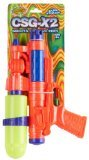 "Water Sports CSG X2 Water Pistol/Gun, 11"", Assorted Colors"