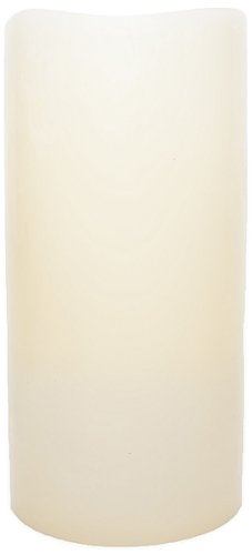 The Amazing Flameless Candle Flameless Candle, 6 by 12-Inch, Smooth Ivory