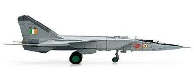 Indian Air Force MiG-25RU 1/200 scale model