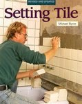 img - for Setting Tile (Fine Homebuilding) [Bargain Price] [Paperback] book / textbook / text book