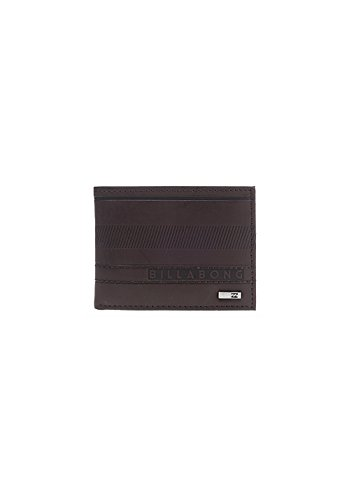 G.S.M. Europe-Billabong portafoglio Vacant, Uomo, Portemonnaie VACANT, marrone, U