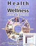 img - for Health And Wellness - Annotated Instructor's Edition, Web Enhanced, Sixth Edition book / textbook / text book