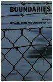 img - for Boundaries readings in Deviance, Crime and Criminal Justice (Volume 2) book / textbook / text book
