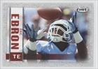 Eric Ebron North Carolina Tar Heels (Football Card) 2014 SAGE Hit Silver #135