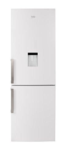 BEKO - Refrigerateurs combines inverses RCSA 365 K 31 DW -