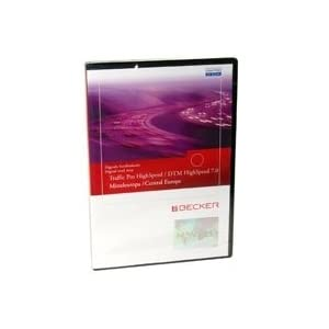 Becker Active 43: Becker Traffic Pro Karten-Software CD ...