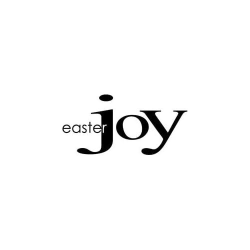 Penny Black Rubber Stamp 1.25X1.75 Easter Joy; 3 Items/Order