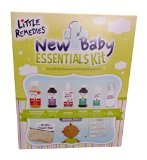 Little Remedies 11 Piece New Baby Essentials Kit with Travel Bag - 1