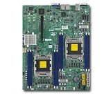 Supermicro EATX Extended ATX DDR3 1800 LGA 2011 Motherboard X9DRD-LF-O (Micro Atx 2011 compare prices)