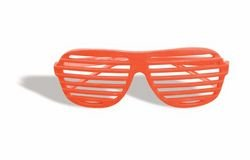 Slot Glasses Orange