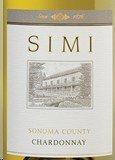 Simi Chardonnay 2008 750Ml