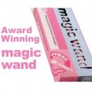 MAGIC WAND FACIAL MASSAGE WAND. Battery operated Beauty Facial Massager and Toner
