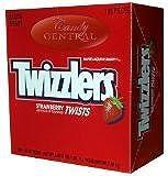 'Twizzlers Strawberry Twists (180 Count), 3lb 9oz.