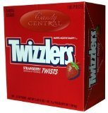 Twizzler Strawberry 180 Count Box