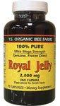 YS Royal Jelly/Honey Bee - Royal Jelly, 2000 mg, 75 capsules by YS ORGANIC