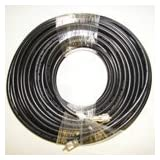 78 Ft Roll of Hi Quality RG-8/U Coaxal Cable w/ PL-259 Connectors For 2 Way Radio Antennas
