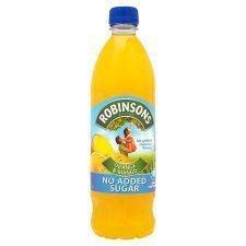 Robinsons Orange & Mango No Added Sugar 1L front-996978